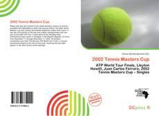 Couverture de 2002 Tennis Masters Cup