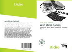 Bookcover of John Clarke (Satirist)