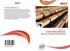 Bookcover of Cotton Belt (Region)