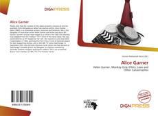Portada del libro de Alice Garner