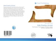 Portada del libro de John Frawley (Actor)