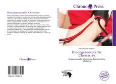 Bioorganometallic Chemistry kitap kapağı