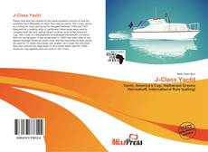 Bookcover of J-Class Yacht