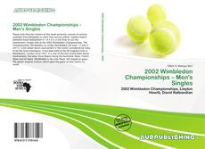 Bookcover of 2002 Wimbledon Championships – Men's Singles
