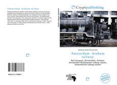 Buchcover von Amsterdam–Arnhem railway