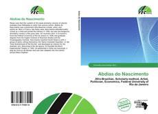 Capa do livro de Abdias do Nascimento