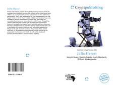 Обложка Julia Harari