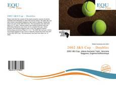Couverture de 2002 J&S Cup – Doubles