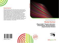 Bookcover of Badal Sarkar