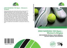 Bookcover of 2002 NASDAQ-100 Open – Women's Singles