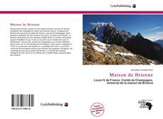 Couverture de Maison de Brienne