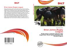 Bookcover of Brian James (Rugby League)