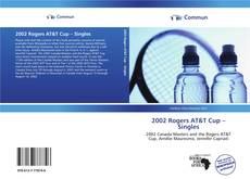 2002 Rogers AT&T Cup – Singles的封面