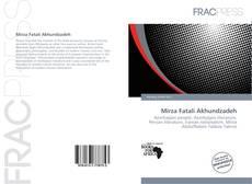 Mirza Fatali Akhundzadeh kitap kapağı