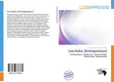 Couverture de Leo Kahn (Entrepreneur)