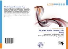 Copertina di Muslim Social Democratic Party