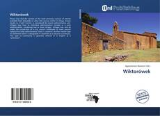 Capa do livro de Wiktorówek