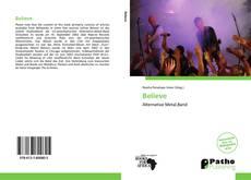 Buchcover von Believe