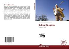 Capa do livro de Belina (Sängerin)