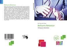 Belisario Betancur kitap kapağı