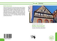 Capa do livro de Belke-Steinbeck