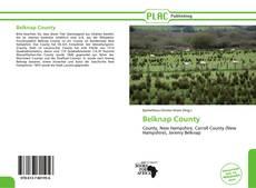Bookcover of Belknap County