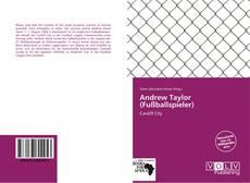 Bookcover of Andrew Taylor (Fußballspieler)