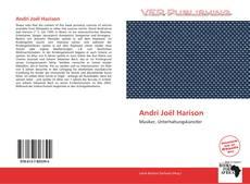Bookcover of Andri Joël Harison