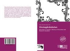 Capa do livro de Vinstagårdsskolan