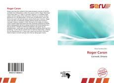 Обложка Roger Caron