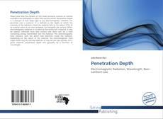 Capa do livro de Penetration Depth