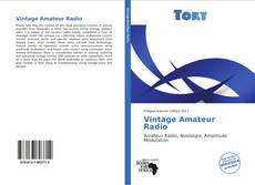 Couverture de Vintage Amateur Radio