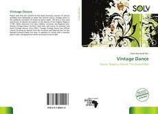 Vintage Dance的封面