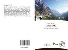 Bookcover of Ostuni DOC