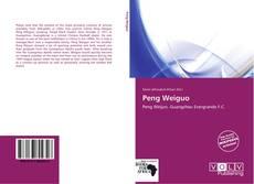 Peng Weiguo kitap kapağı