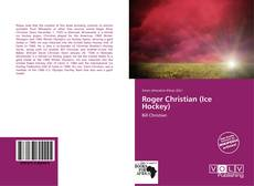 Обложка Roger Christian (Ice Hockey)