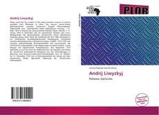 Capa do livro de Andrij Liwyzkyj