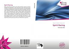 Capa do livro de Spirit Racing