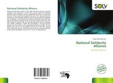 Bookcover of National Solidarity Alliance