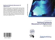 National Solidarity Movement of Afghanistan的封面