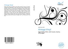 Bookcover of Vintage Vinyl