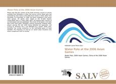 Bookcover of Water Polo at the 2006 Asian Games