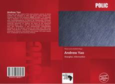 Capa do livro de Andrew Yao