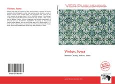 Bookcover of Vinton, Iowa