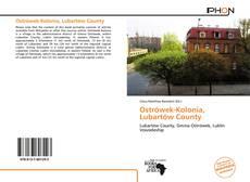 Copertina di Ostrówek-Kolonia, Lubartów County