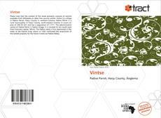 Bookcover of Vintse