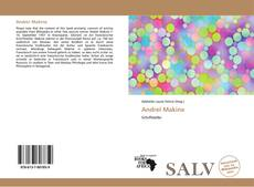 Buchcover von Andreï Makine