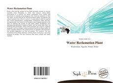Bookcover of Water Reclamation Plant