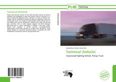 Copertina di Technical (Vehicle)