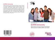Bookcover of Griffith University